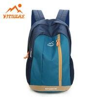 Canvas Mini Backpacks For Kids Outdoor Sports Hiking Mountain Climbing Bags Teenage Girls Boys Rucksack Mochila