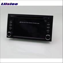 Liislee Car Android Multimedia Stereo For SEAT Toledo MK4 2012~2014 Radio CD DVD Player GPS Navi Nav Map Navigation Audio Video