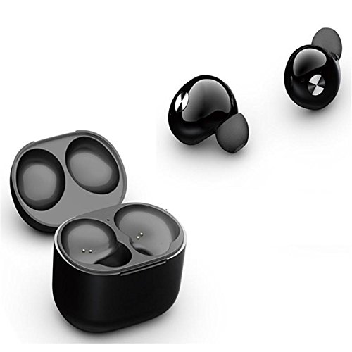 Sans fil Bluetooth 4.2 écouteurs écouteurs magnétique étui de charge Mini jumeaux HIFI stéréo casque suppression de bruit