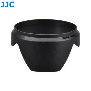 Image 4 - JJC Fiore Reversibile Paraluce Per Obiettivi Fotografici Per Tamron 16 300mm f/3.5 6.3 Di II VC PZD Macro lens Sostituisce Tamron HB016 Lens Hood