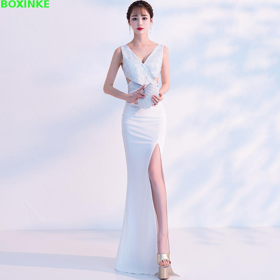 2018 Vestidos Mujer Empire Tank Summer Plus Size Dress New Banquet Noble And Elegant Sexy Night