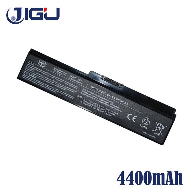 JIGU PA3817U 1BAS PA3817U 1BRS Laptop Battery For TOSHIBA Satellite ...
