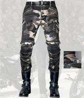 Newest Fashion casual uglybros jeans motorcycle pants camouflage outdoor tactical pants protection motorcycle riders jeans