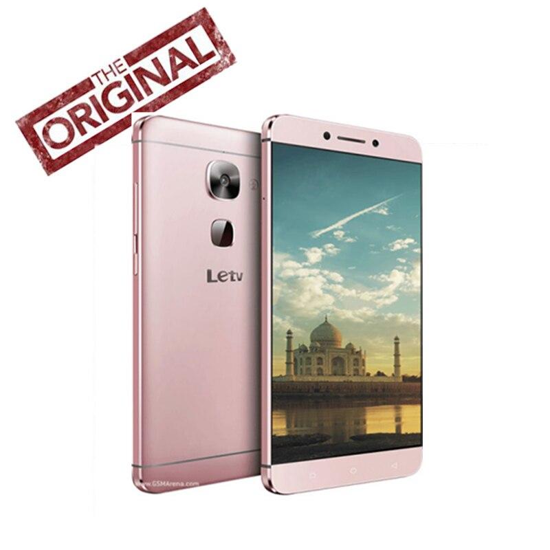Original Letv X526 32G Rom Qualcomm MSM8976 Octa core 5 5 16MP Android 6 0 Snapdragon