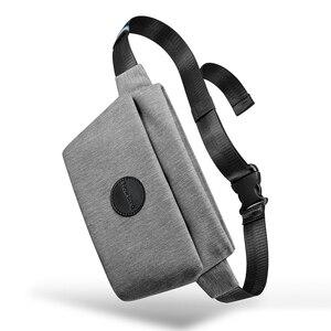 Image 5 - NewBring Summer Small Sling Bag Hip Waist Packs Shoulder Bum Belt Bags For Men Fanny Bag Waterproof Phone Money New Male Female