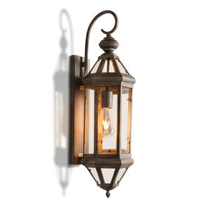 Wall-Light Fixtures Iron-Antiquem-Sconce Glass Industrican LED Arandela Balcony Aisle