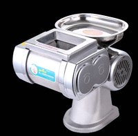 600W high power Commercial electric meat grinder stainless steel meat slicer quality electric blender kitchen appliances