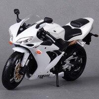 Original Maisto New Children Mini Yamaha Supercross YZF R1 Metal Die Cast Models Motor Bike Motorcycle