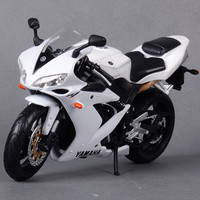 Original Maisto New Children Mini Yamaha Supercross YZF R1 Metal Die Cast Models Motor Bike Motorcycle