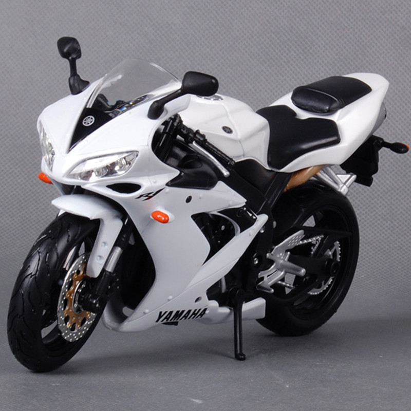 Original maisto new children mini yamaha supercross yzf r1 for Yamaha r1 deals