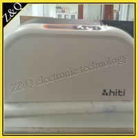 HITI CS 200e Id Card Printer Dual Sided With High Speed Printing Engine And Low Noise
