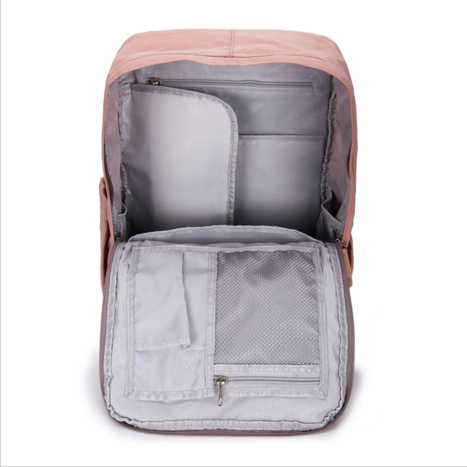 orange Momie Mode Maternité Voyage Pink Dos Sacs Black Femmes À Maman Infirmiers Mochila light Gray Sac Couche Couches Bolsa Blue De rose I6qnwg5U
