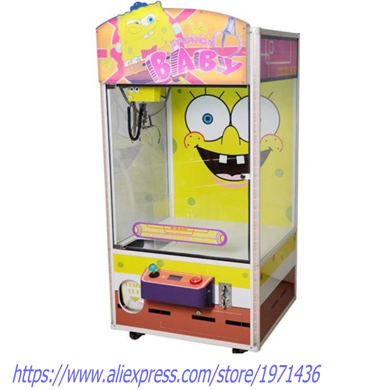 Aliexpress.com : Buy Sponge Bob Coin Operated Arcade Toy ...