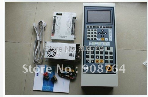 """ac motor controller Programmable controller injection molding machine  computer controller PLC  7"""" TFT display panel"""