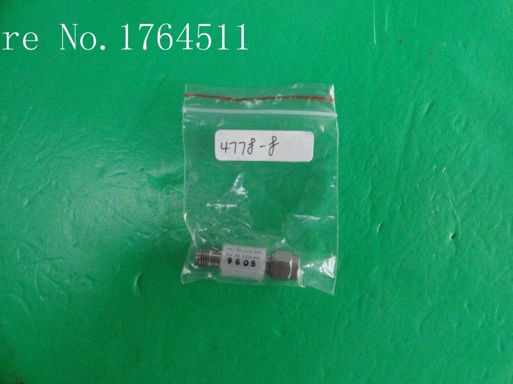 [BELLA] NARDA 4778-8 DC-12.4GHz 8dB 2W SMA Coaxial Fixed Attenuator  --2PCS/LOT