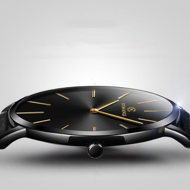 Relogio Masculino Hommes Montres Top Marque De Luxe Ultra-mince Montre-bracelet Montres Hommes Hommes de Montre Horloge erkek kol saati reloj hombre