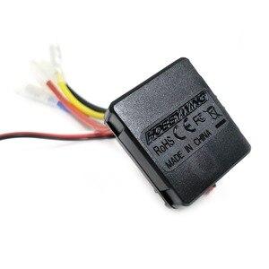 Image 5 - Электронный регулятор скорости HobbyWing quirun Brushed 1060 60A ESC 1060 с переключателем режима BEC для радиоуправляемого автомобиля 1:10