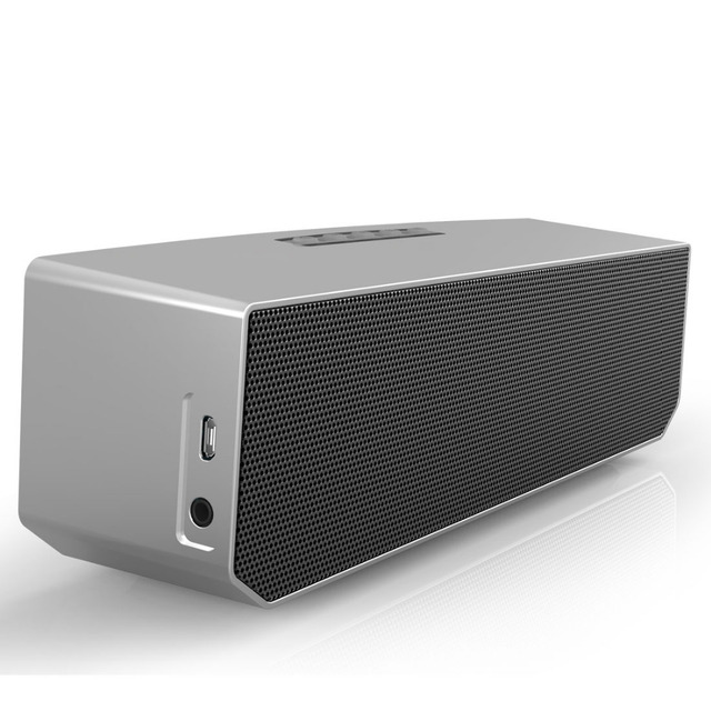 Bluedio BS-3 Original  with microphone for music and phone call Mini Bluetooth Speaker Portable Dual Wireless Loudspeaker System