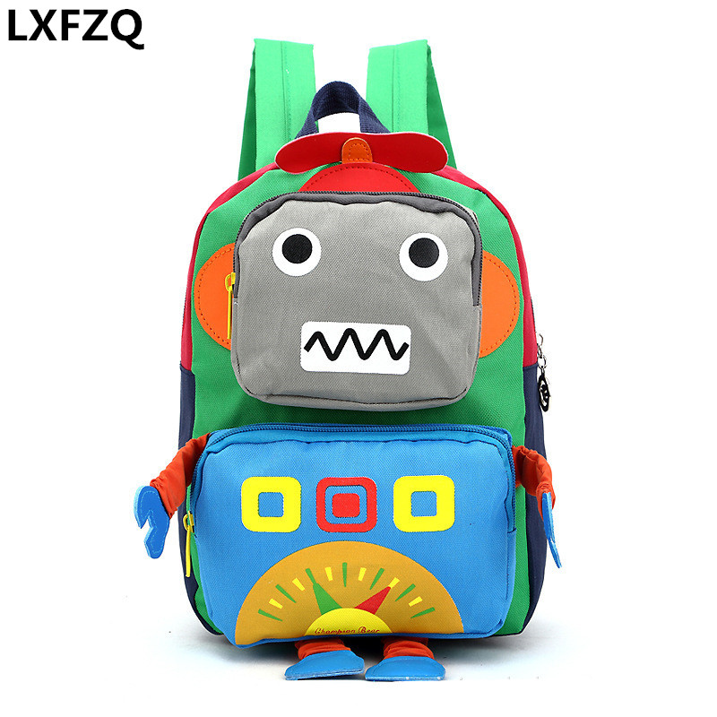 Kids Bags Backpack Mochila Kindergarten Girls Boys Children's for Cantalari Escolar