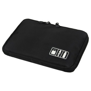 Image 3 - New Universal Electronic Organizers Travel Storage Bag for Cord USB Cables Flash Drive Earphone Power Bank