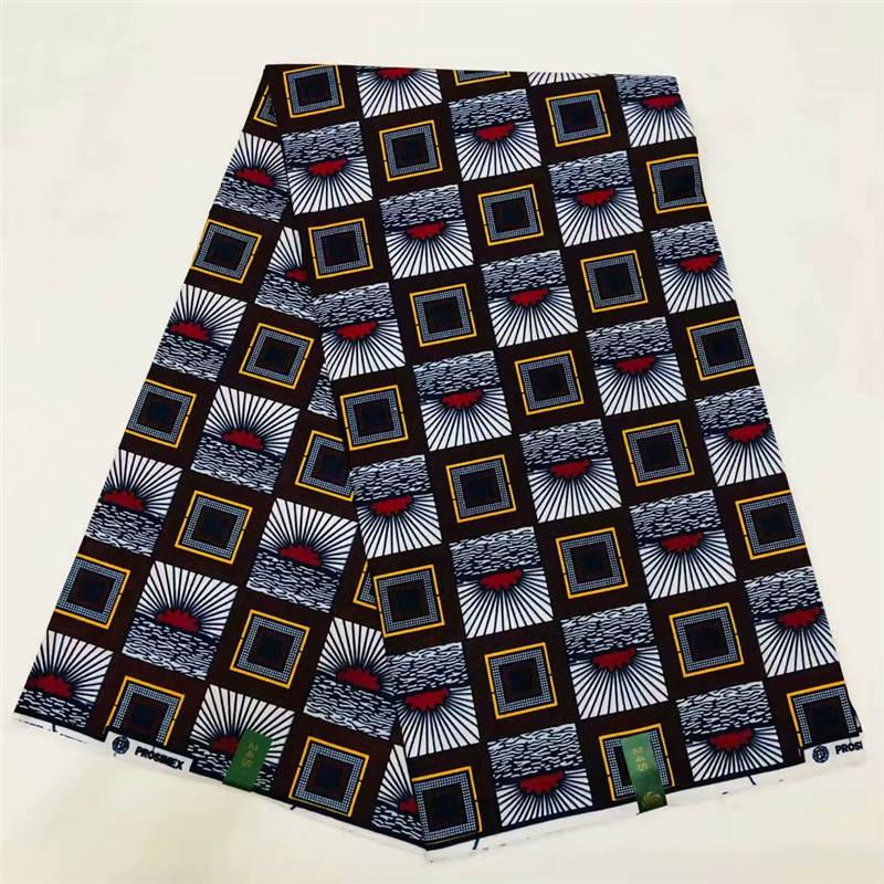 DF!Ankara African Wax Prints Fabric High Quality real dutch Java wax fabric 6yards/lot For DIY Sewing ! P52760DF!Ankara African Wax Prints Fabric High Quality real dutch Java wax fabric 6yards/lot For DIY Sewing ! P52760