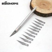 Художественный нож для резьбы, мини, сделай сам, рукоделие, перочинный нож, сменный маркировочный нож, для ремонта, гравировки, точения, скульптура, дерево, долото, ручные инструменты