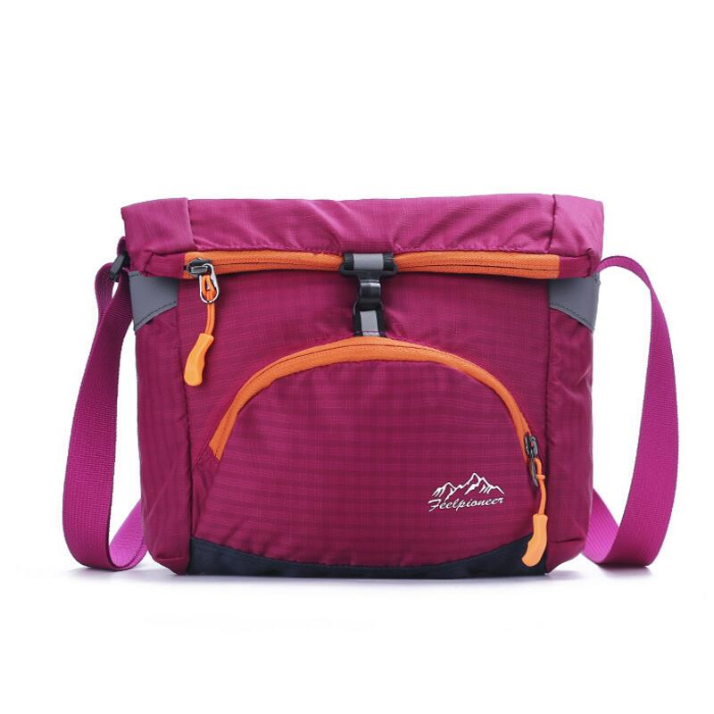 5L Ultralight Mini Messenger Bag Nylon Waterproof Handbag Men Women Outdoor Travel Bag Portable Shoulder Bags
