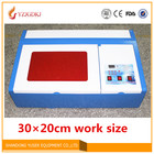 Free Shipping 3020 50W Mini Laser Engraving & Cutting Machine Mini Laser Engraving Machine Engraving Machine include customs tax