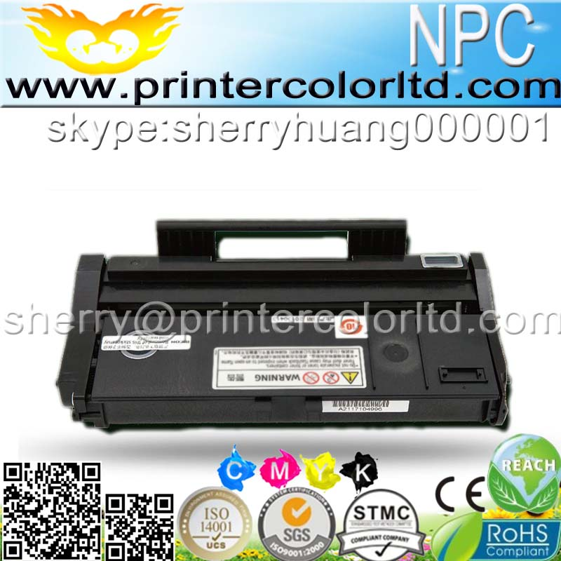 compatible SP100 toner cartridge full with toner powder for Ricoh SP100C/SP100/100SF/100SU/ powder for savin sp c221 dn for gestetner sp222 sf for ricoh imagio sp c 240 sf new compatible copier powder lowest shipping