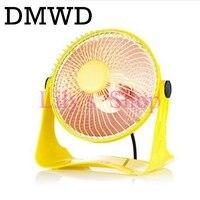 Portable Personal Heater Electric Warmer 220V 200W Warm Winter Mini Desktop Fan Heater Household Home Applicance