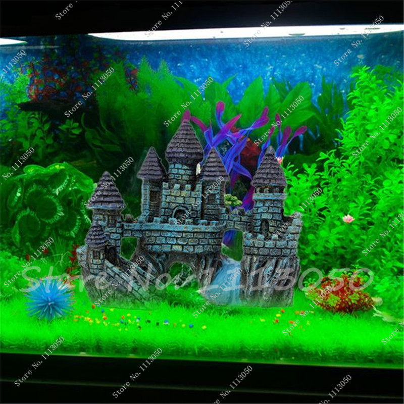 Online get cheap fish tank decoration for Aquarium decoration online