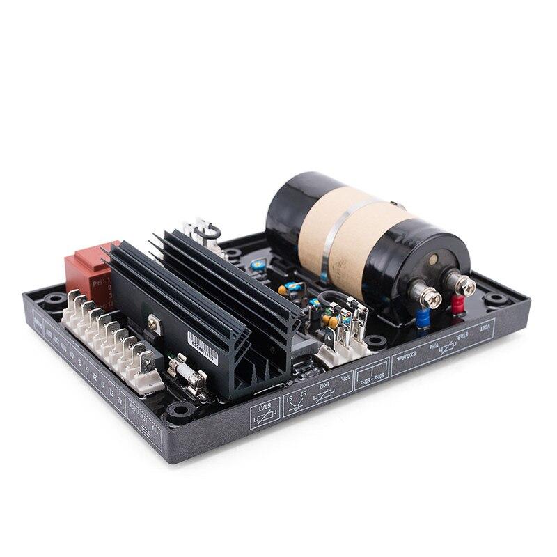 1PCS Brushless Generator Automatic Voltage Regulator For Leroy Somer 50/60HZ 10A 50 60hz automatic voltage regulator for kutai brushless generator avr ea16 free shipping