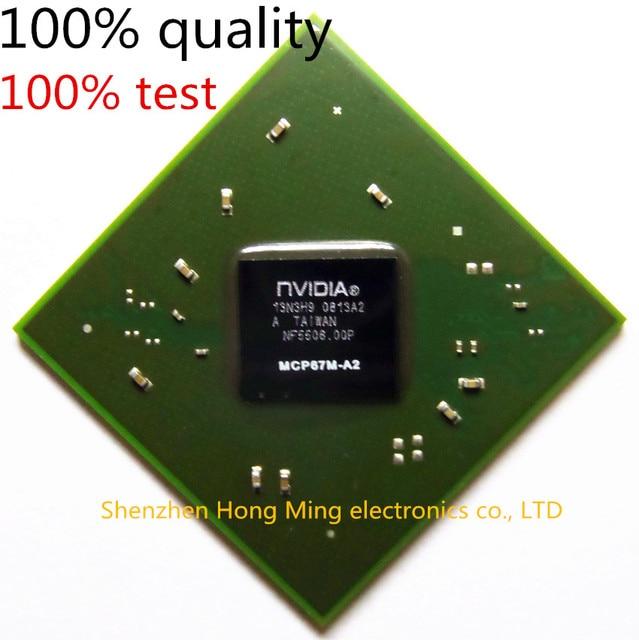 100% teste muito bom produto MCP67M-A2 MCP67M A2 bga reball chip com bolas de chips IC