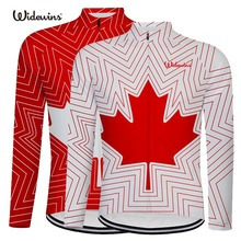 red Petro-Canada Men Women Cycling Jerseys Autumn Sports Wear Long Sleeved Shirts Summer Reflective Jacket Riding Clothing 6543 west biking autumn women cycling clothes quick drying outdoor long sleeve clothing spring and riding fitness sports coat jerseys