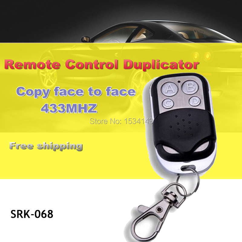 High quality universal 433Mhz copy rf self-learning remote control duplicator for Garage Door auto Gate transmitter the quality of accreditation standards for distance learning