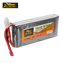 ZOP Power 14.8V 6000mah 35C 4S Lipo Battery Rechargeable T Plug for RC Model Helicopter Spare Part Accessories