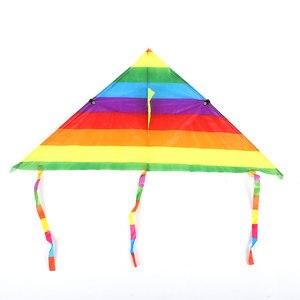 Triangle Children Rainbow Kite