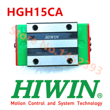 HIWIN HGH15CA 100% New Original HIWIN linear guide blocks HIWIN linear Rails