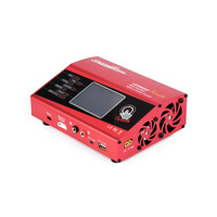 Ultra Power Ładowarka UP300AC Ekran Dotykowy 300 Watt 20.0 Amp AC/DC Ładowarka/Odstojnik dla RC Lipo Baterii