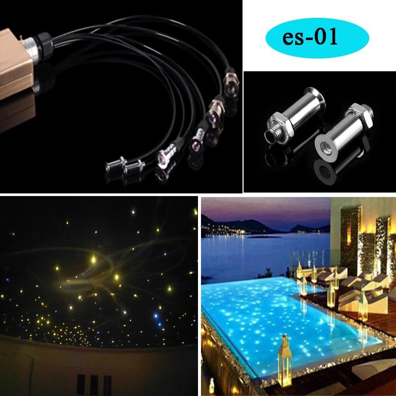 все цены на waterproof led rgb led waterproof sauna room fiber optic light for star ceiling онлайн
