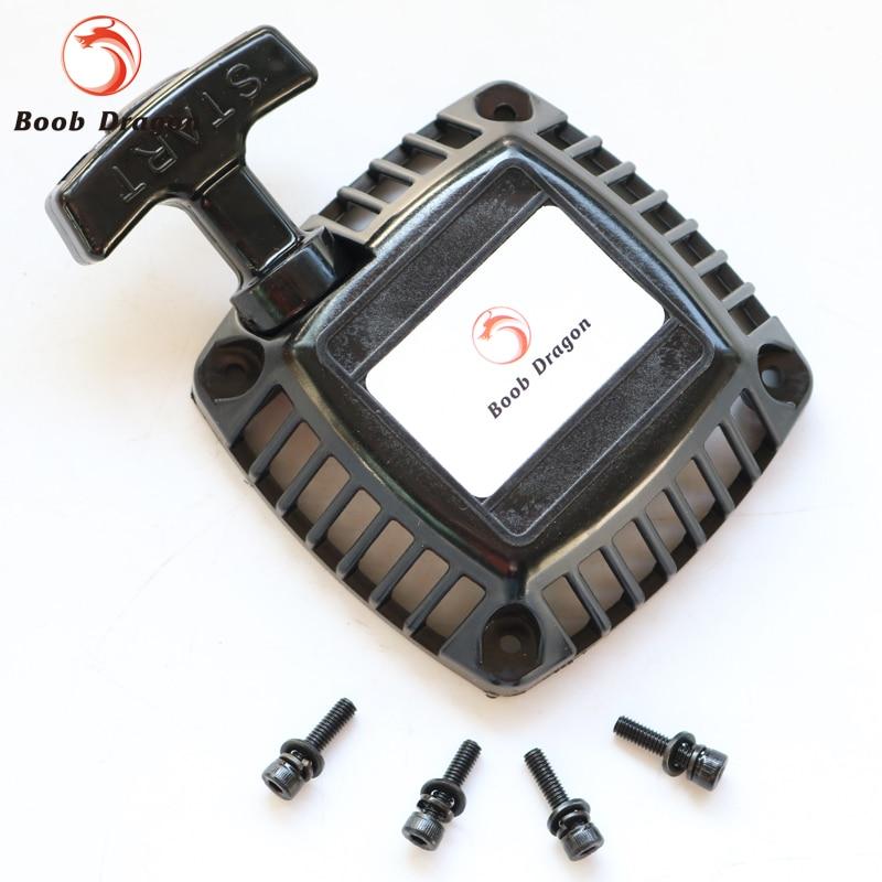 Baja Pull Starter with metal core Fits 1/5 FG ROVAN KM FS HPI Baja 5B/5T/SS/5SC 2.0V RC Car