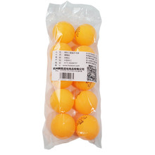 10pcs/bag Professional Table Tennis Ball 40mm Diameter 2.9g 3 Star Ping Pong Balls for Competition Training White Yellow