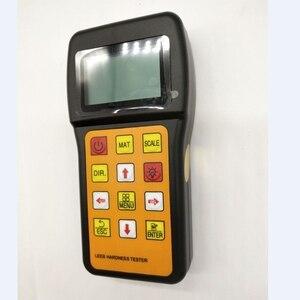 Image 5 - JH180 נייד קשיות Tester מתכת סגסוגת קשיות מדידת HRC HL HB HV HS HRB דיגיטלי תצוגת LEEB קשיות מטר נתונים להחזיק