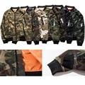 Military Style Camouflage Bomber Jackets Men Women Spring Casual Baseball Jacket Man Retro Army Coat Air Flying Veste,UMA450