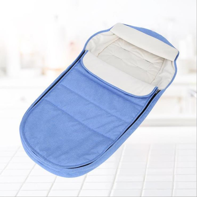 2018 New Warm Winter Infant Baby Boys Girls Sleeping bag New Born baby Stroller Sleep Sack Children Kids Swaddling Blanket 0 24M