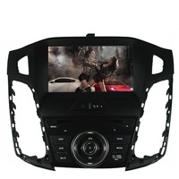 MTK3360 Faster Speed 512Mb RAM WINCE 6 0 Car DVD Player 1080P Gps Fit For Ford