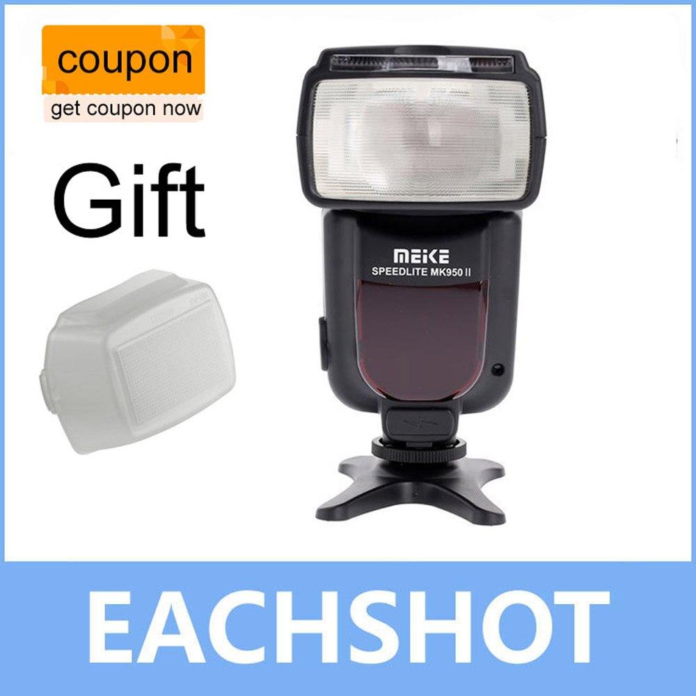 Meike MK-950 TTL flash speedlite pour Nikon Caméra D7100 D7000 D5200 D5100 D5000 D3100 D3200 D600 D90 D80 D60 comme yongnuo YN-565EX