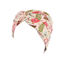 KANCOOCD Women Ladies Floral Printing Sports Headwear Vintage Elastic Headband Sweatband Fitness Athletic Strap(China)