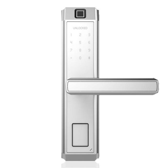 Home Security Anti-Theft Smart Electronic Metal Door Lock