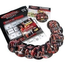 Details about SUPREME 90 day 10 DVD SET – GET INSANE ABS W/ SUPREME WORKOUT/ BRAND NEW AS SEEN ON TV